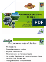 Fertilizacion Papas