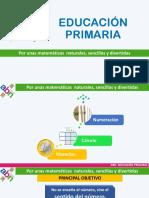 1 SESIÓN EDUCACION PRIMARIA 1 ciclo
