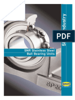 SNR Bearing unit_stainless Steel