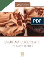 Everyday Chocolate - 120 Tasty Recipes
