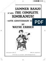 Clawhammer Banjo for the Complete Ignoramus!