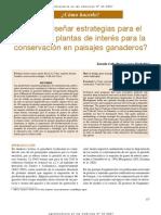 Como Disenar Estrategias Para El Manejo de Plantas