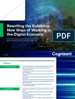 Rewriting the rulebook new ways of working in the digital economy