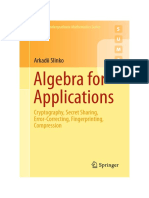Algebra for Applications_ Cryptography, Secret Sharing, Error-Correcting, Fingerprinting, Compression.pdf