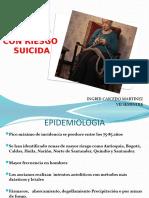 DEMENCIA SENILY  SUICIDIO