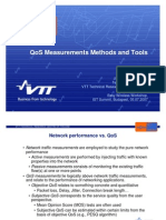 1.2 QoS Measurements Methods and Tools
