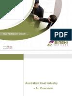 Australian Coal Industry