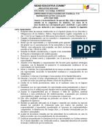 ACTA DE COMPROMISO PARA PADRES DE FAMILIAasignatura de química