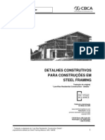 Detalhes Construtivos Para Steel Framing