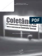 2006, Coletânea de comunicação e informação em saúde para o exercício do controle social
