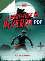 A Werewolf in Riverdale Excerpt