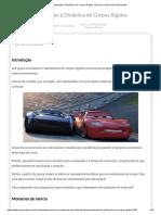 Introdução à Dinâmica de Corpos Rígidos _ Resumo e Exercícios Resolvidos.pdf