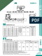 Ficha Tecnica del camión ASTRA