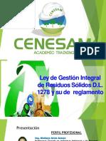 MANEJO Y GESTION DE RRSS 05.02.19