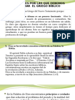 Razones para estudiar Griego NT.pptx