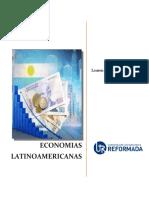 COLOMBIA Y ECONOMIAS LATINOAMERICANAS