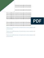 Texto con modificaciones a la teoría de la ciencia objetiva del conocimiento