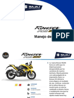 Manejo del escáner RS200