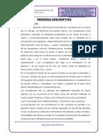 03.MEMORIA DESCRIPTIVA RIO NEGRO