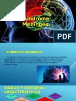 sindrome meningeo.