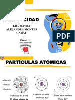 3 PERIODO ELECTRICIDAD (FISICA11) LIC. MAYRA MONTES
