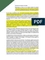 Los Problemas en La Administración de Las Pymes en Ecuador