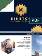 KINETCO - Presentación de la empresa v1.2