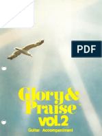 Glory and Praise Guitar Volume 2