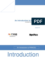 Introduction to PRINCE2 (2009)