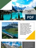 Parcul Național Banff.pptx