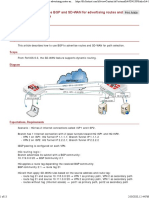 Technical Note_ How to use BGP and SD-WAN for advertising routes and path selection in FortiGate