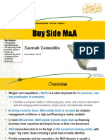 07 Chapter Seven - Buy Side M&A (by Masood Aijazi).pptx