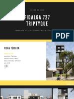 Estudo de Caso - Fidalga 727