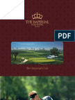 Golf Courses in India - The Imperial Club