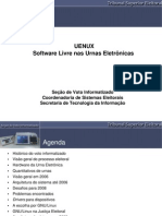 Linux Urnas
