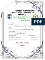 TECNO 3 CACAO 2019
