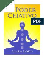 Codd, Clara - O Poder Criativo