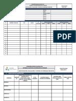 Identificación, evaluación y control energia cero