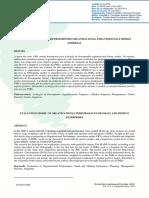 Modelo de Avaliação de Desempenho Organizacional Para Pequenas e Médias