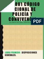 Ley 1801 código nacional de policía y convivencia.pptx