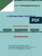 Cap 02. Distribuciones muestrales.