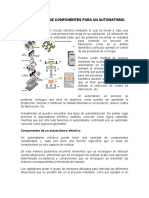 DESCRIPCIÓN DE COMPONENTES PARA UN AUTOMATISMO.docx
