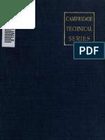 Elementary Physics for Engineers - J. Yorke Cambridge, 1916) WW