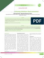 CME-Konsep Patofisiologi Motilitas Gastrointestinal