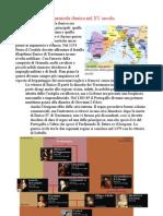 Scheda Riassuntiva Penisola Iberica Nel XV Secolo