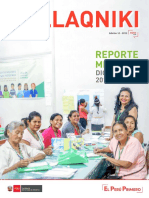 Informe de conflictos DICIEMBRE 2019