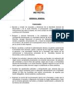 funciones_gerencias