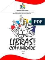 LIBRAS PARA A COMUNIDADE - NIVEL III 2019.2-3