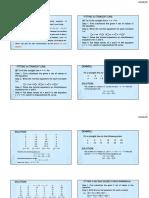 Basic Statistics Curvefitting