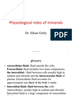 physiologicalrolesofminerals